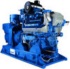 Germany MWM Gas Engine Generator Turnkey Power Plant