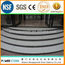Super White Thassos mármol Exterior azulejos de suelo