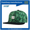 Custom Design Made Gorras Snapback Flat Brim Hats And Caps No Minimum Manufacturer Wholesale For Sale Paypal