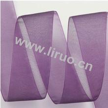 Decorative Packing Sheer Ribbon Organza