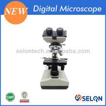 SELON SE-XSZ-107BN SAIL BRAND MICROSCOPE SLIDE, FOCUSING COAXIAL COARSE , FINE ADJUST