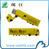 Hot Sale Promotional truck shape usb flash drives 8gb
