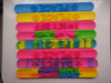 Customized gradient colors silicone slap wristband rainbow swirl silicone snap bands