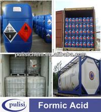 Dyes using Formic acid 85% min