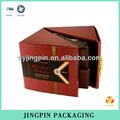 brownie caja de embalaje del fabricante