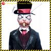 Wicked Wonderland White Rabbit Costume Mask Adult Scary Horror Bunny Halloween