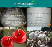 Hot sale Mepiquat Chloride 98% TC, Plant growth regulator