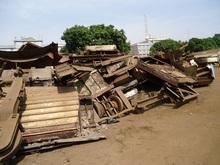 hms 1 & 2 metal scrap,copper scrap and battrey scrap