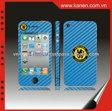 Premium decal for iphone 4/4s