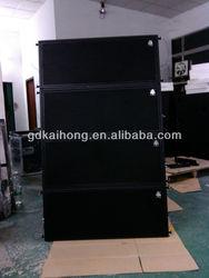 2*10inch new designed 2-way speaker box line array system