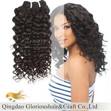 Good feedback factory price 5a 100% human virgin unprocessed premium too hair