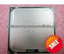 Original Intel CPU Intel Core2 DUO E6400 CPU/ 2.13GHz/ LGA775 /775pin/2MB Cache/ Dual-CORE sz & hk stock wholesale
