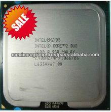 Original Intel Core2 Duo Processor E6600 2.4ghz Pulled CPU sz & hk stock for wholesale