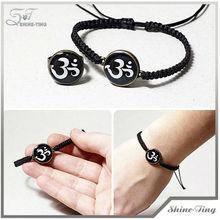 Om Bracelet Om Jewelry Yoga Bracelet Yoga Jewelry Buddhist Spiritual Jewelry Chakra Bracelet Lapis Macrame Bracelet131002-54