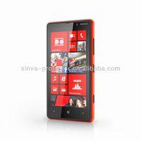 Popular Sales 5H Top Anti-scratch Crystal Screen Protector For Nokia Lumia Lumia520 Lumia820 Lumia920 Lumia1020 Lumia1520