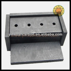 ferrous metal casting used artificial graphite mould