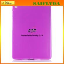 soft tpu case for ipad 5 clear crystal tpu case for ipad air