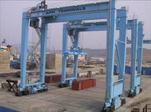 Container crane cost