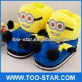 promocionais moda desprezíveis me minion jorge monstros de brinquedos de pelúcia adultos sapatos chinelos