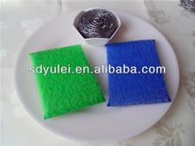 absorbing sponge of fabric kitchen accessories