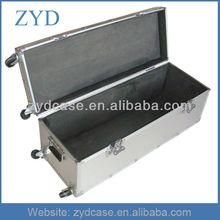 Aluminum quadcopter case tool box for trucks
