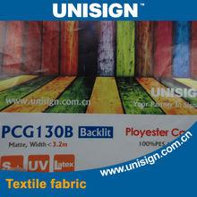 solvent printing backlit fabric textile( Non- PVC)