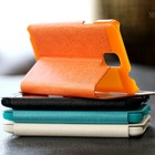 Wholesale flip leather case battery back cover for samsung galaxy note 3 n9000