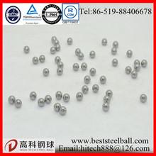 G10 AISI52100 6.35mm chrome steel ball pen