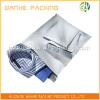 White Plastic Plain postal Mail Bag for package packaging