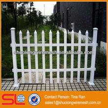 (BV Certificate)decorative outdoor metal garden edging fencing/plastic garden fence decorative
