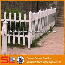 (BV Certificate)decorative outdoor metal garden edging fencing/plastic small wire mesh garden fence designs
