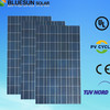 Bluesun Brand High quality solar panel pakistan