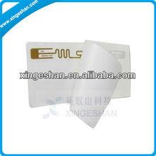 UHF 3m Adhesive Rfid Label Korea