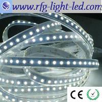 wholesale price white rainproof 100lm/w 50leds 12V smd 3528 continuous length flexible led light strip for walmart decoration