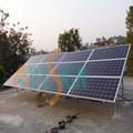 50kw tierra de montaje de los paneles solares, kits de energía solar, instalación de paneles solares