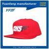 OEM plain custom embroidered snapback hats wholesale