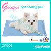 Hugs Gel Pet Mat Cooling Cool Pet Dog Cat Pad Bed polular hot