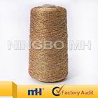 Metallic elastic thread