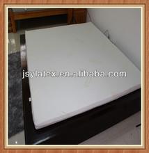 Latex foam mattress on latex foam mattress production line