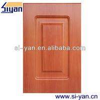 fiber door kitchen cabinets in china