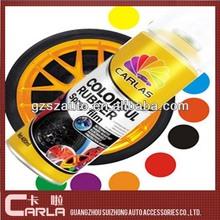 Flexiable car rubber vinyl spray paint