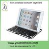 Ultra slim Aluminum Shell Bluetooth Keyboard For iPad Mini