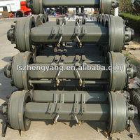 truck spare parts trailers rubber torsion axles