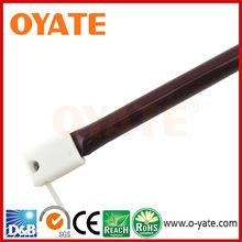 long life short wave quartz heater elements with CE
