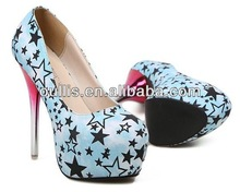 newest style hot sale for Christmas evening footwear PC2694