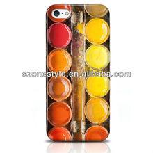 Fine Art Fun Colorful Paint Color Box For iPhone 5 Case