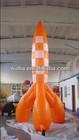 Advertisment Inflatable rocket