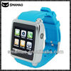 2013 China New Quad-band Bluetooth MP3 Camera Mobile Phone Watch