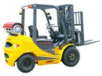 3ton Japanese Nissan Engine Gas Forklift Truck