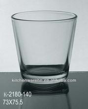 Haonai 210672 glass ware, whiskey glass tumbler
